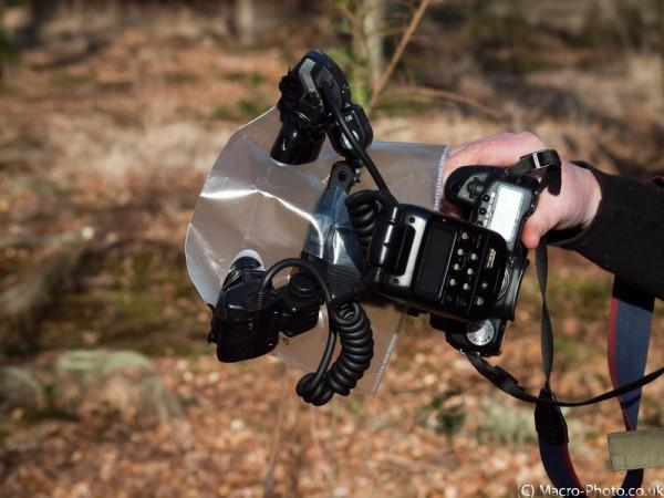 MPE-65mm / MT-24ex Diffuser Version 2