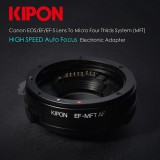 KIPON Canon EOS To MFT Adaptor