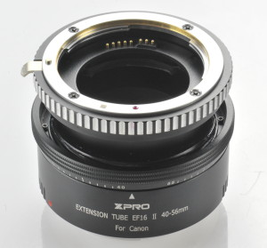 X-Pro Vari-Length Auto Extension Tube